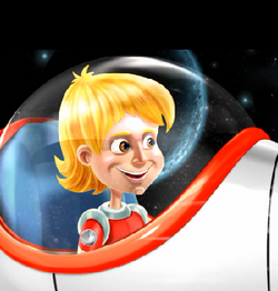 Игровой автомат Space traveler (Космический путешественник)
