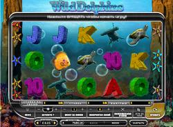 Игровой автомат Wild Dolphins (Дикий Дельфин)